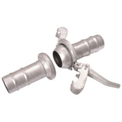 "2"" Tail x 2"" Tail Lever Lock Coupling Set"