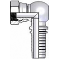 BSP Female Compact 90 Hose Fitting