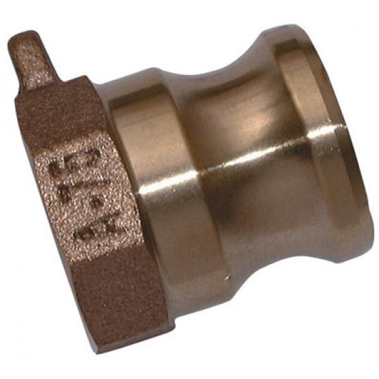NPT Female Threaded Plug Brass