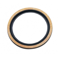 "3/8"" BSP Self Centering Stainless Steel Bonded Seal"