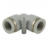 Push In Equal Elbow 6mm x 6mm