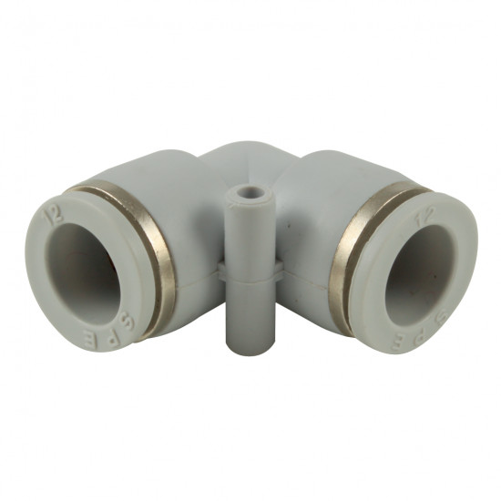 Push In Equal Elbow 12mm x 12mm
