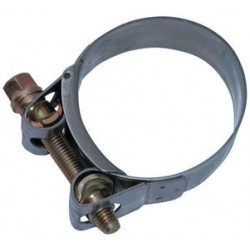 Heavy Duty Stainless Steel Hose Clamp 59mm-63mm
