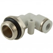 Male Stud Swivel Elbow Parallel