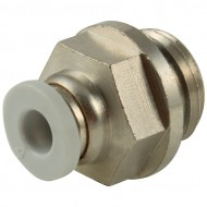 "Push In Male Stud Parallel 1/8"" BSPP x 4 O/D"
