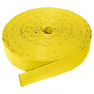 "4"" Bore Medium Duty Layflat Hose x 10 Mtr"