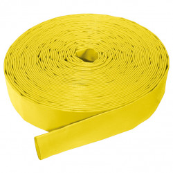 "1"" Bore Medium Duty Layflat Hose x 10 Mtr"