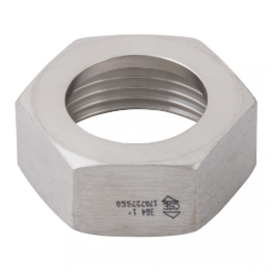 "1"" RJT Hexagon Nut"