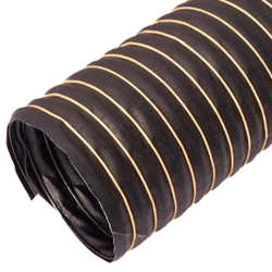 Single Ply Neoprene Ducting