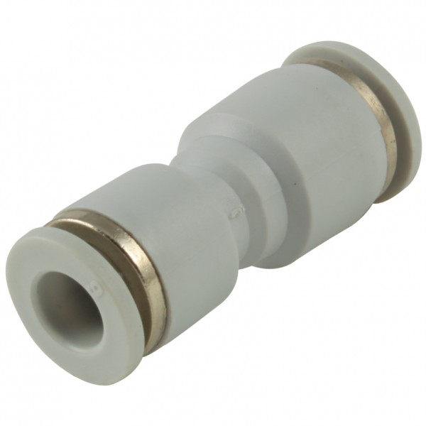 Push In Tube to Tube Reducer 6 O/D x 4 O/D