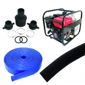 Flood Pump Kit 500 Lpm Loncin Engine