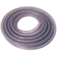 """Wire Reinforced Suction Hose 1"""" Bore x 10 Mtr"""